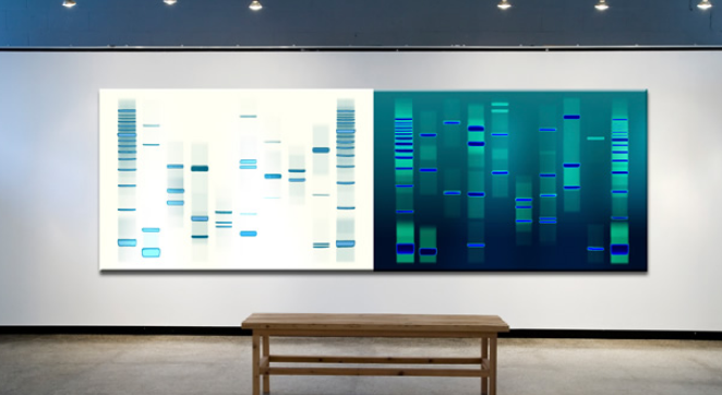 From genetic blueprint to therapeutic roadmap dna art us from genetic blueprint to therapeutic roadmap malvernweather Images